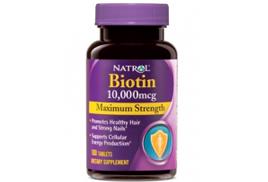 биотин Natrol 10000