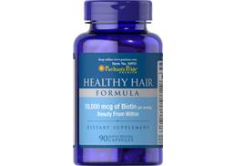 Комплекс Формула здоровых волос с биотином Puritan's Pride