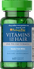 витамины для волос 60 таб