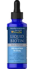 биотин жидкий 3000 мкг